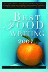 : Best Food Writing 2007