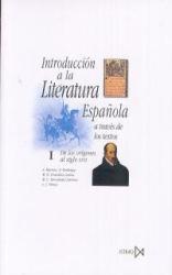 A. |González Cantos, M. D. |Hernández Jiménez, M. C. |Toboso Sánchez, J. Barroso Gil A. |Berlanga Reyes: Introducción a la literatura española a través de los textos I