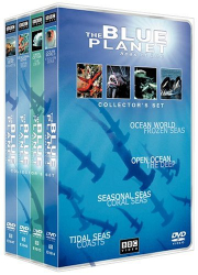 : The Blue Planet - Seas of Life Collector's Set (Parts 1-4)