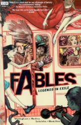 Bill Willingham: Fables Vol. 1: Legends in Exile