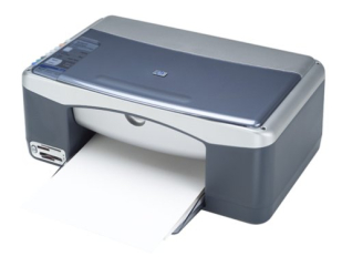 : HP PSC 1350 All-in-One Printer, Scanner, Copier