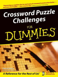Patrick Berry: Crossword Puzzle Challenges for Dummies
