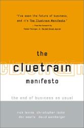 : The Cluetrain Manifesto