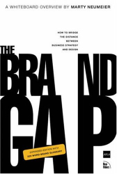 Marty Neumeier: The Brand Gap: Expanded Edition