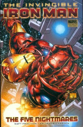 Matt Fraction: Invincible Iron Man, Vol. 1: The Five Nightmares (v. 1)
