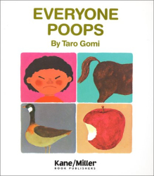 Taro Gomi: Everyone Poops