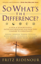 Fritz Ridenour: So What's the Difference?