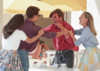 Relatives fighting