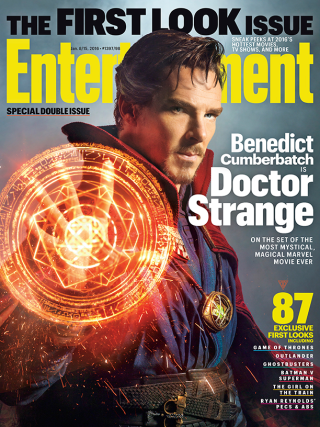 Entertainment Weekly Dr