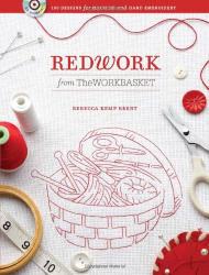 : redwork from The WORKBASKET