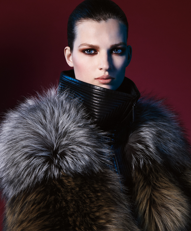 CAMPAIGN Bette Franke for J. Mendel Fall 2014. www.imageamplified.com, Image Amplified