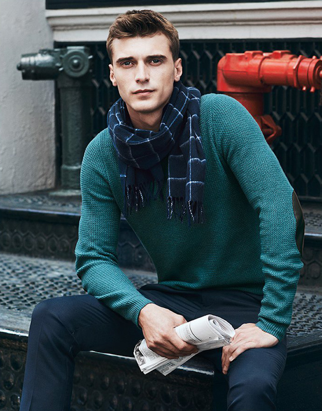 CAMPAIGN Clement Chabernaud for H&M Fall 2014 Modern Essentials. www.imageamplified.com, Image Amplified