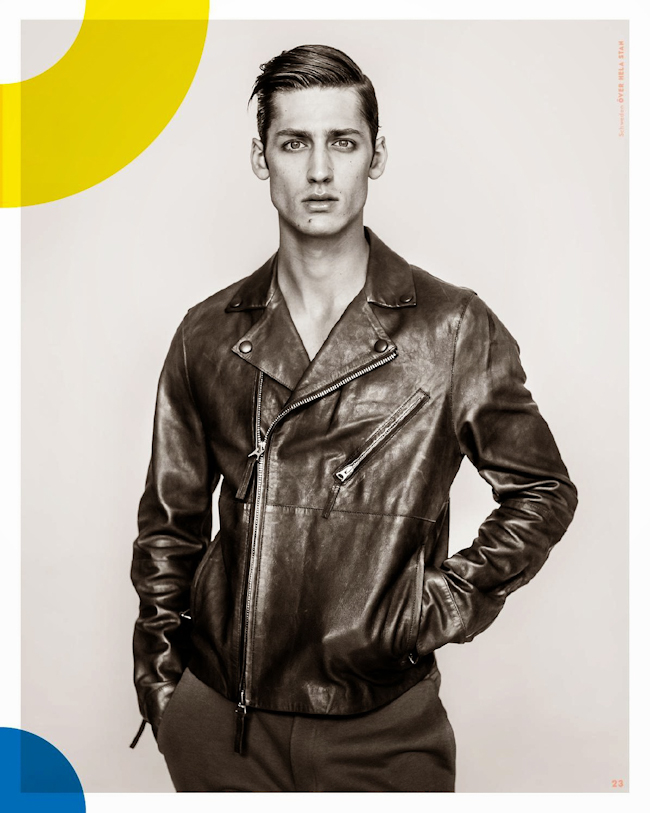 KULT MAGAZINE All Over Town by Jesper Brandt. Lars-Frederick Svedberg, Fall 2014, www.imageamplified.com, Image amplified