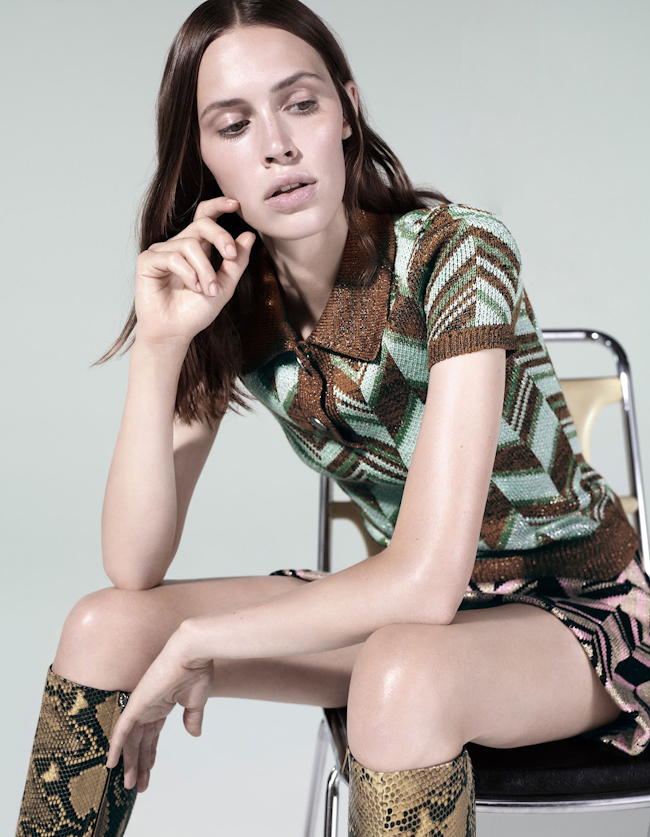 NUMERO CHINA Emma Stern by Laurie Bartley. Felipe Mendes, October 2014, www.imageamplified.com, Image Amplified