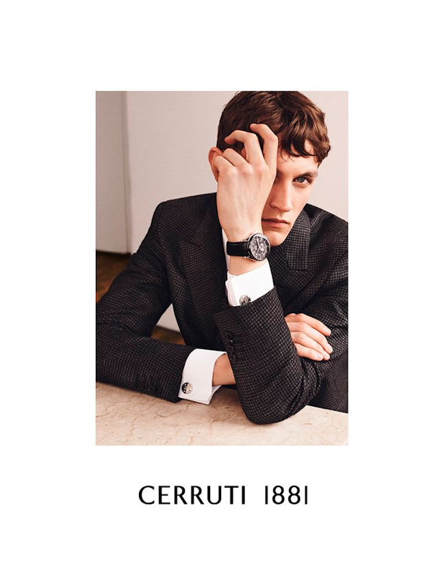 CAMPAIGN Rutger Schoone for Cerruti 1881 Fall 2014, by Johan Sandberg. www.imageamplified.com, Image Amplified