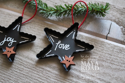 Star ornaments 2 Kimberly Crawford