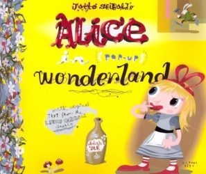 Lewis Carroll: Alice in (pop-up) Wonderland