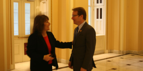 Catching Up with Roskam