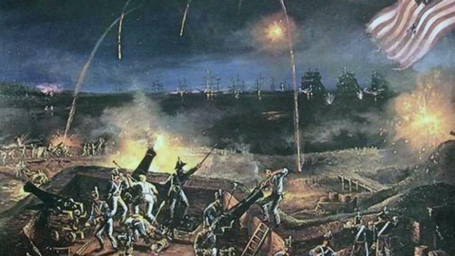 The Defense of Fort McHenry