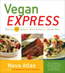 Nava Atlas: Vegan Express