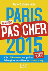 Anne RIOU: Paris pas cher 2015