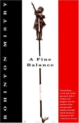 Rohinton Mistry: A Fine Balance