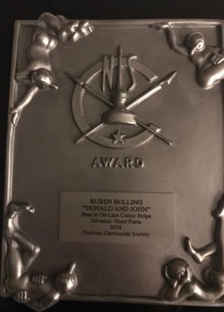 Ncs award