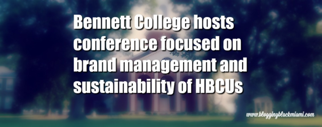 Bennett College hosts conference