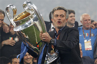 Mourinho and champions league