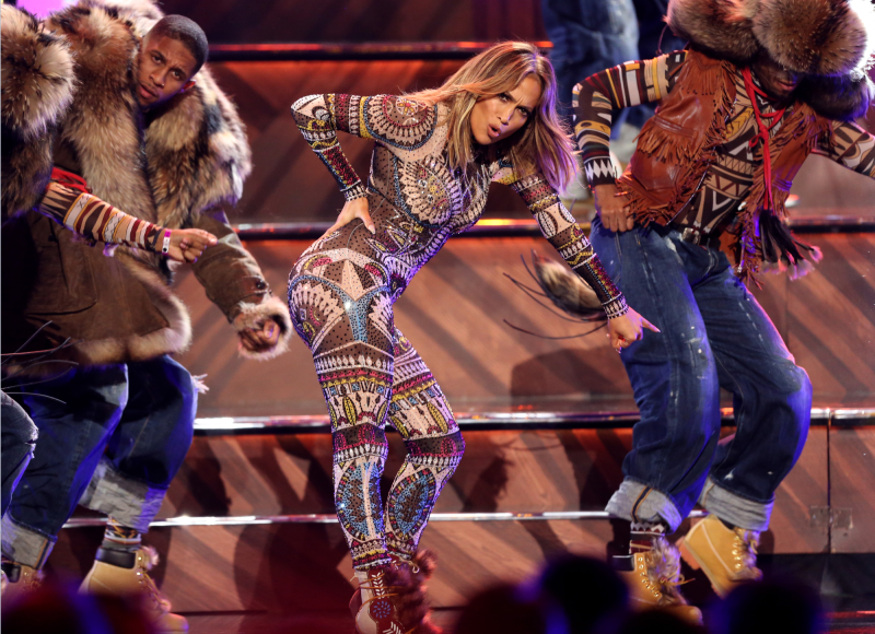 2015 American Music Awards - Show(2)