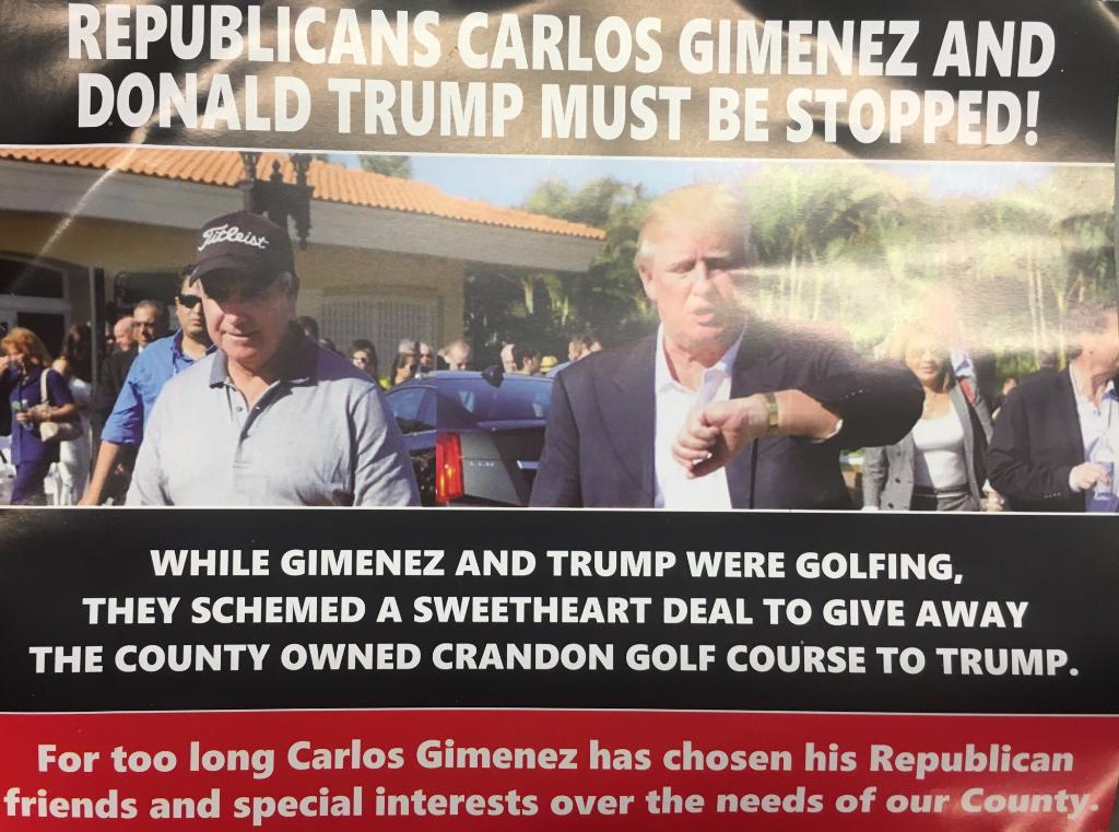 "RP FloridaBulldog: ""Trump, Gimenez let off easy after breaking lobbying laws, critics say"""