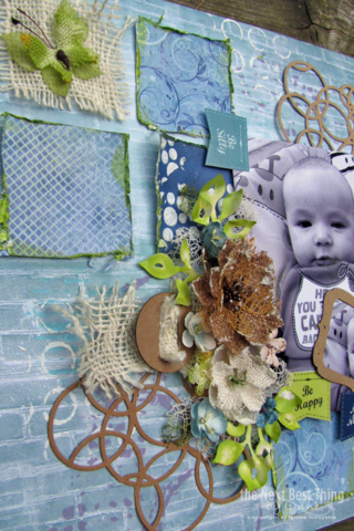 Be Silly Layout by Lynne Forsythe