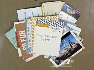 Memory Box by Lynne Forsythe