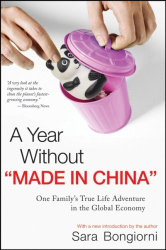 """Sara Bongiorni: A Year Without """"Made in China"""": One Family's True Life Adventure in the Global Economy"""