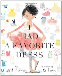 Boni Ashburn: I Had a Favorite Dress