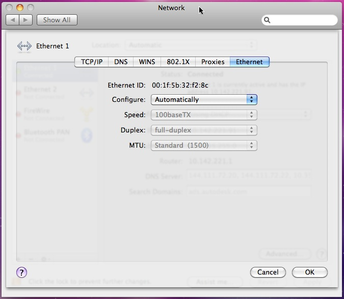 Quick Start: Setting up a license server on Mac - Up and Ready