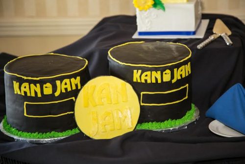 KanJam Wedding Cake
