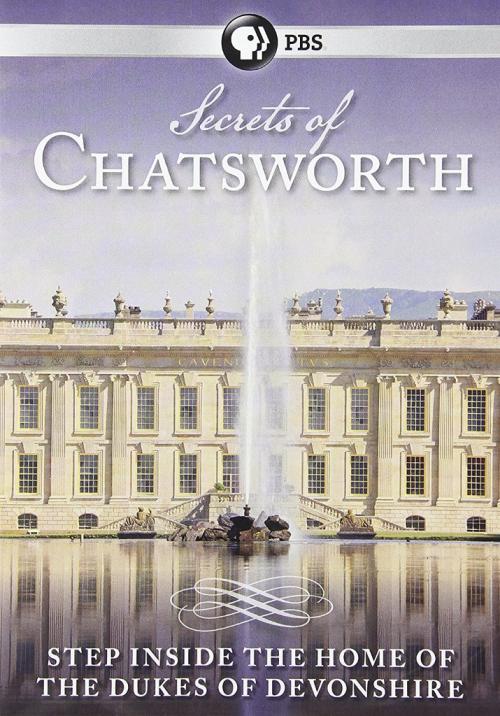 The Secrets of Chatsworth - DVD
