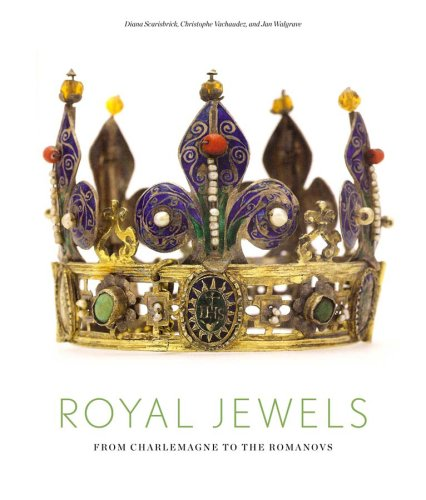 Royal jewels : from Charlemagne to the Romanovs : A spectacular celebration of European jewels, from Charlemagne to Louis XIV to Catherine the Great.
