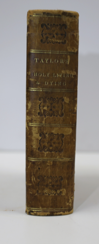 Taylor's Holy Living and Dying 1824