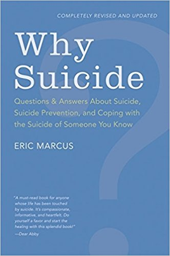 Why Suicide Questions and Answers About Suicide  Suicide Prevention  and Coping with the Suicide of Someone You Know