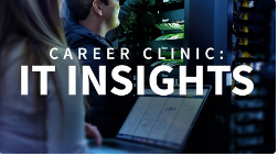 Career Clinic IT Insights