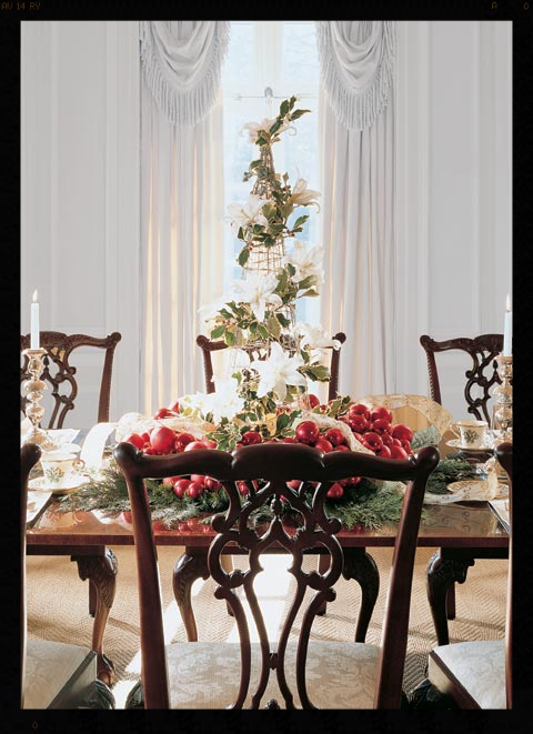 Hickory Chair Holiday Entertaining