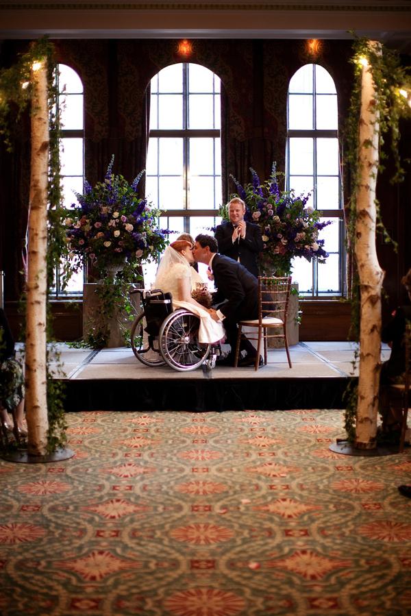 Disabled bride wedding, One Great George Street Weddings, Lilian & Leonard Wedding Photography