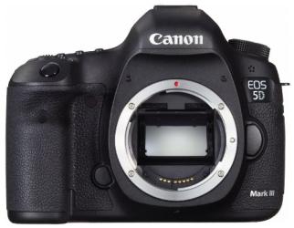 : Canon デジタル一眼レフカメラ EOS 5D Mark III ボディ 約2230万画素フルサイズ DIGIC 5+(プラス) 3.2型ワイド液晶モニター EOS5DMK3