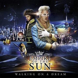 Empire of the Sun - Walking on the Dream