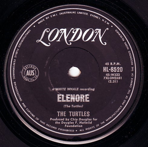 The Turtles - Elenore