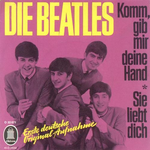The Beatles - Sie Liebt Dich