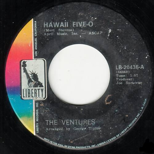 The Ventures - Hawaii Five-0