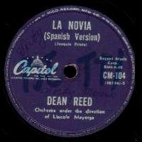 Dean Reed - La Novia (Versión En Español)